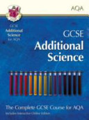GCSE Additional Science for AQA   Student Book with Interactive Online Edition