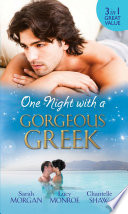 one night with a gorgeous greek doukakis s apprentice not just the greek s wife after the greek affair mills boon m b