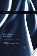 New Agendas in Statebuilding