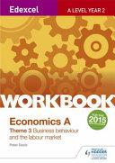 Edexcel A-Level Economics Theme