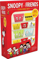 Snoopy And Friends Cupcake Kit : baking skill level will love this...