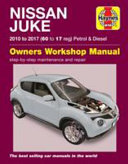 Nissan Juke Petrol And Diesel 10 17 60 To 17