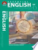 Essential English   Grade 6  ENHANCED eBook