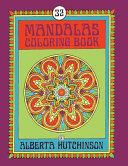Mandalas Coloring Book No  6
