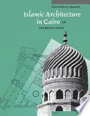 Islamic Architecture in Cairo