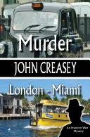 download ebook murder, london - miami pdf epub