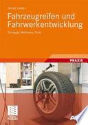 Fahrzeugreifen und Fahrwerkentwicklung