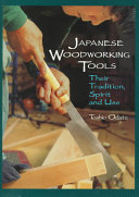 Japanese Woodworking Tools