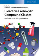 Bioactive Carboxylic Compound Classes