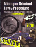Michigan Criminal Law Procedure
