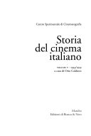 Storia del cinema italiano: 1934