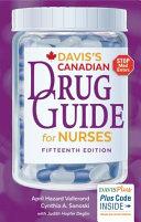 Davis s Drug Guide for Nurses Canadian Version
