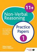 11  Non Verbal Reasoning Practice Papers 1