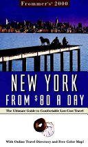 Frommer s New York City from  80 a Day 2000