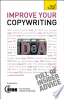 Improve Your Copywriting  Teach Yourself