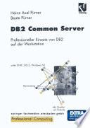DB2 Common Server