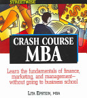 Streetwise Crash Course MBA