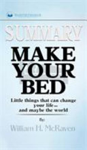 Summary Of Make Your Bed