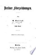 Berliner Federzeichnungen