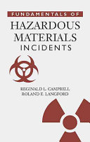 Fundamentals of Hazardous Materials Incidents