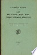 illustration Les Religions Orientales Dans L'Espangne Romaine