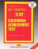 California Achievement Test  Cat