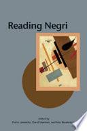 Reading Negri