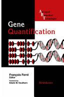 Gene Quantification Book