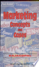 Marketing Concepts And Cases