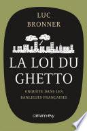 La Loi du ghetto   Prix lyc  en 2011 du Livre de Sciences   conomiques et sociales