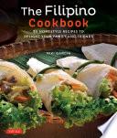 Book Filipino Cookbook