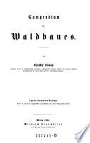 Compendium des Waldbaues