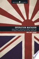 Operation Matador