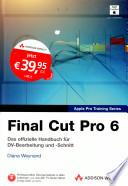 Final Cut Pro 6