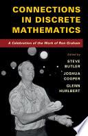 Connections in Discrete Mathematics