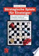 Strategische Spiele f  r Einsteiger