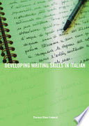 Developing Writing Skills in Italian