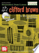Essential Jazz Lines In The Style Of Clifford Brown C Edition