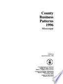 County Business Patterns  Mississippi