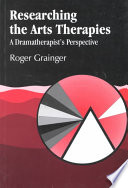Researching the Arts Therapies