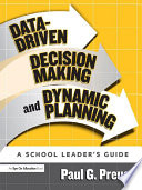 Data Driven Decision Making And Dynamic Planning