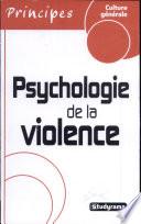 Psychologie de la violence