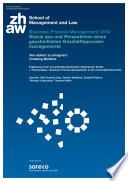 Business Process Management 2014 - Status quo und Perspektiven eines ganzheitlichen Geschäftsprozessmanagements