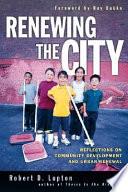 Renewing The City