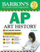 Barron S Ap Art History With Online Tests