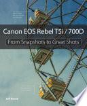 Canon EOS Rebel T5i   700D