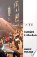 Finding Faith book