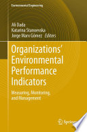 Organizations    Environmental Performance Indicators