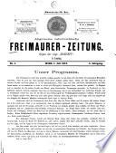 Allgemeine österreichische Freimaurer-Zeitung0