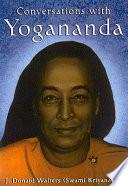 Conversations with Yogananda